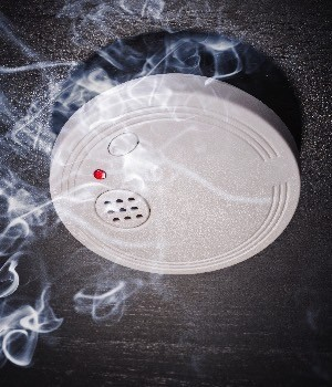 Smart smoke detector market research report