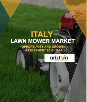 Italy lawn mower market research report