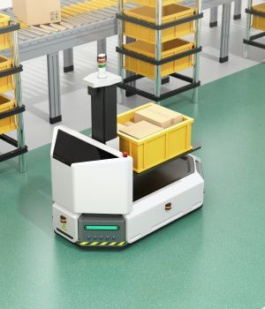 automated guided vehicle (AGV) market research report