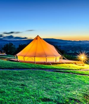 Europe Glamping Market Research Report