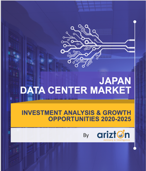 Japan data center market research report