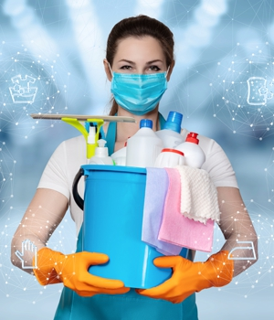 Healthcare disinfectant and sanitizers market research report