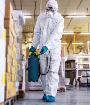 Industrial and Institutional Disinfectant and Sanitizer Market