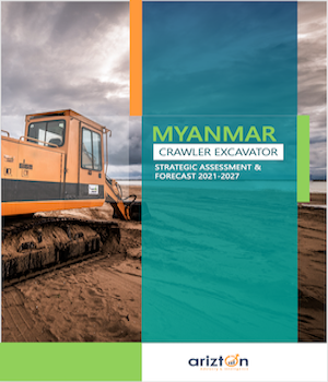 Myanmar Crawler Excavator Market Research Report
